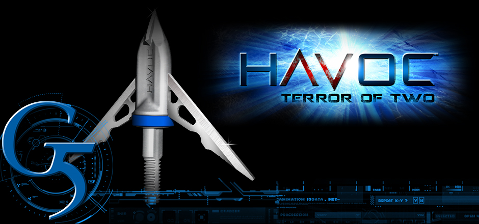 G5 Havoc Terror Of Two