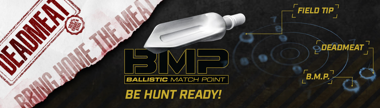 Pointe BMP Ballistic Match Point pour G5 Dead Meat