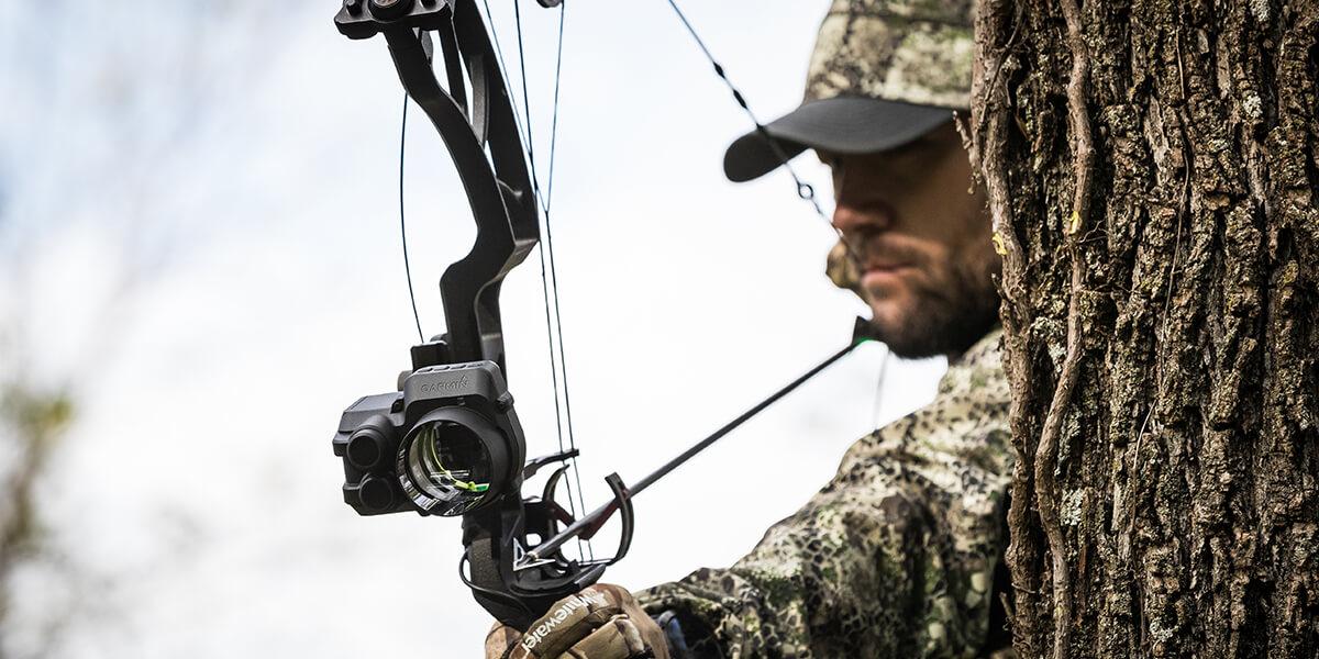Le viseur avec télémètre intégré Garmin Xero A1 vendu chez The Hunting Shop