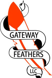 Les plumes Gateway vendues chez www.the-hunting-shop.com