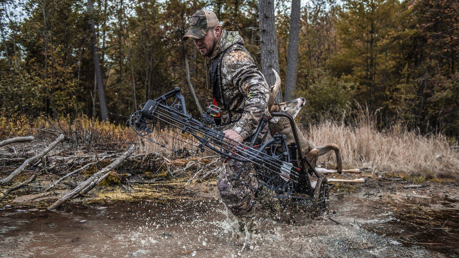 Les arcs compound Hoyt 2019 sont en vente chez The Hunting Shop