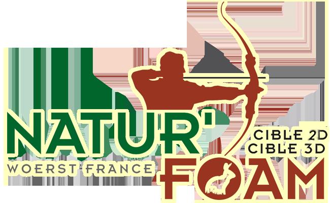 Les cibles 3D Natur'Foam chez The Hunting Shop