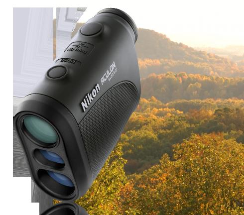 Télémètre laser Nikon Aculon AL11