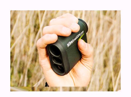 Le Nikon Arrow ID 3000 est compact, léger et ergonomique