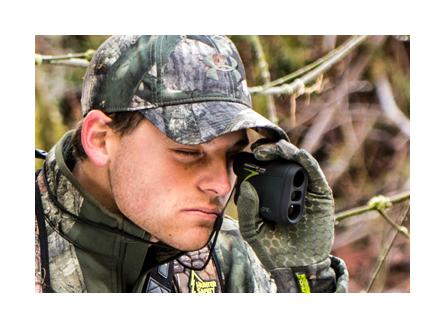 Grand dégagement oculaire du Nikon Arrow ID 3000