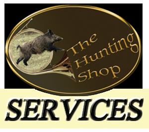 Le service d'empennage de vos flèches chez The Hunting Shop