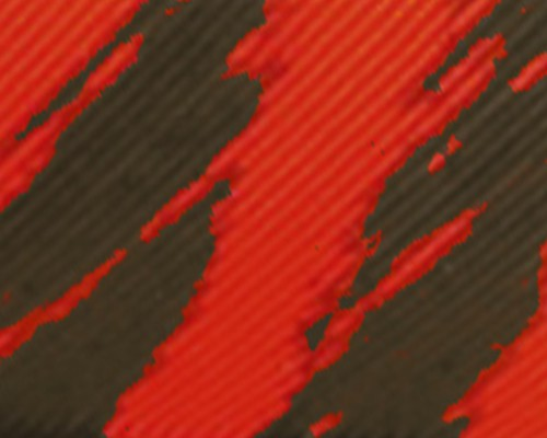 Barrée Rouge