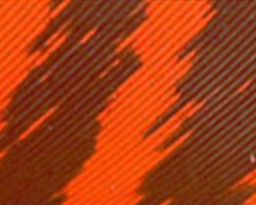 Barrée Orange