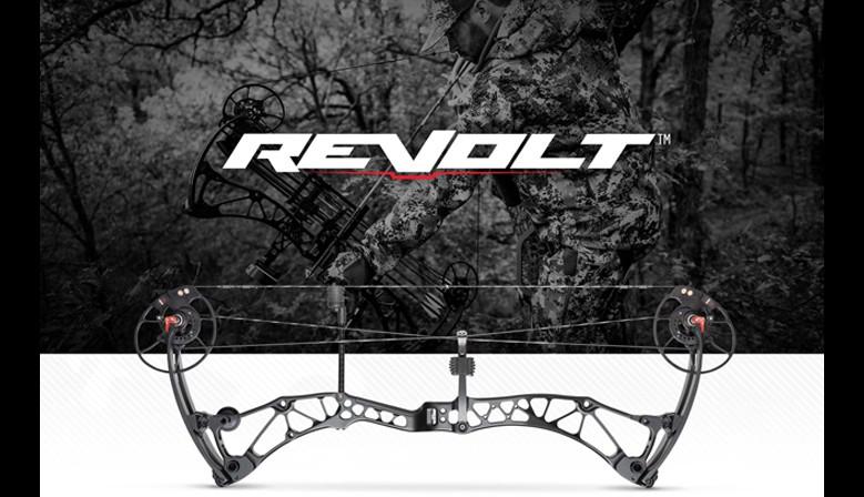 Le Nouveau BOWTECH REVOLT 2020 est en stock chez The Hunting Shop